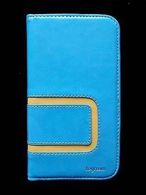 """FUNDA DE PIEL """"JOYROOM"""" PARA SAMSUNG GALAXY NOTE 2 II N7100 LEATHER WALLET COVER 1"""