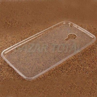 PARA MEIZU MX4 FUNDA CARCASA DE GEL TPU ULTRA THIN 0,3 mm CLEAR TPU CASE COVER 3