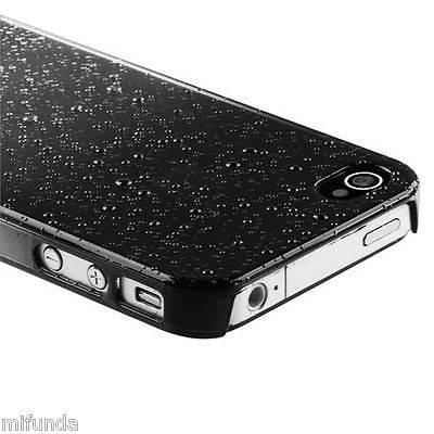 CARCASA ULTRA THIN GOTAS DE LLUVIA GRIS PARA IPHONE 4G RAIN DROP HARD CASE 1