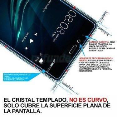 PARA MEIZU MX4 PRO CRISTAL TEMPLADO PREMIUM 9H 2.5D TEMPERED GLASS PROTECTOR 1