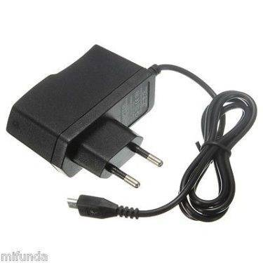 CARGADOR RAPIDO PARA ACER ICONIA ONE 10 MICRO USB CABLE 10W 2,0 A QUICK CHARGER 3