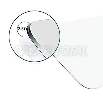 PARA LG K10 (2017) CRISTAL TEMPLADO 9H 2.5D TEMPERED GLASS SCREEN PROTECTOR 3