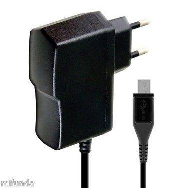 CARGADOR RAPIDO PARA ACER ICONIA ONE 10 MICRO USB CABLE 10W 2,0 A QUICK CHARGER 2