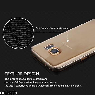 PARA SAMSUNG GALAXY S7 SM-G930 FUNDA CARCASA TPU ULTRA THIN 0,3 mm TPU CASE 3