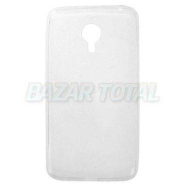 PARA MEIZU MX4 FUNDA CARCASA DE GEL TPU ULTRA THIN 0,3 mm CLEAR TPU CASE COVER 1