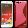💥ZTE BLADE S6 FUNDA CARCASA DE GEL TPU CON DISEÑO S-LINE 8