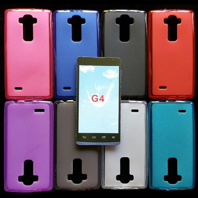💥LG G4 H815 FUNDA CARCASA DE GEL TPU MATE 1