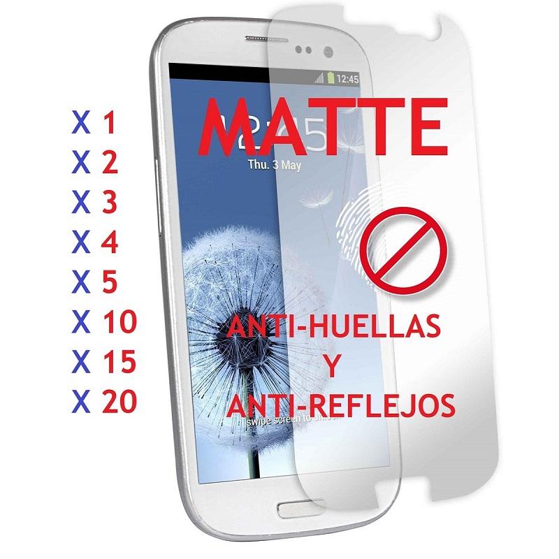 💥SAMSUNG GALAXY S3 i9300/S3 NEO PROTECTOR DE PANTALLA MATE PREMIUM 1