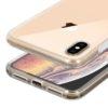 💥APPLE IPHONE XS MAX FUNDA CARCASA TRANSPARENTE DOBLE CON PROTECCION 360º 7