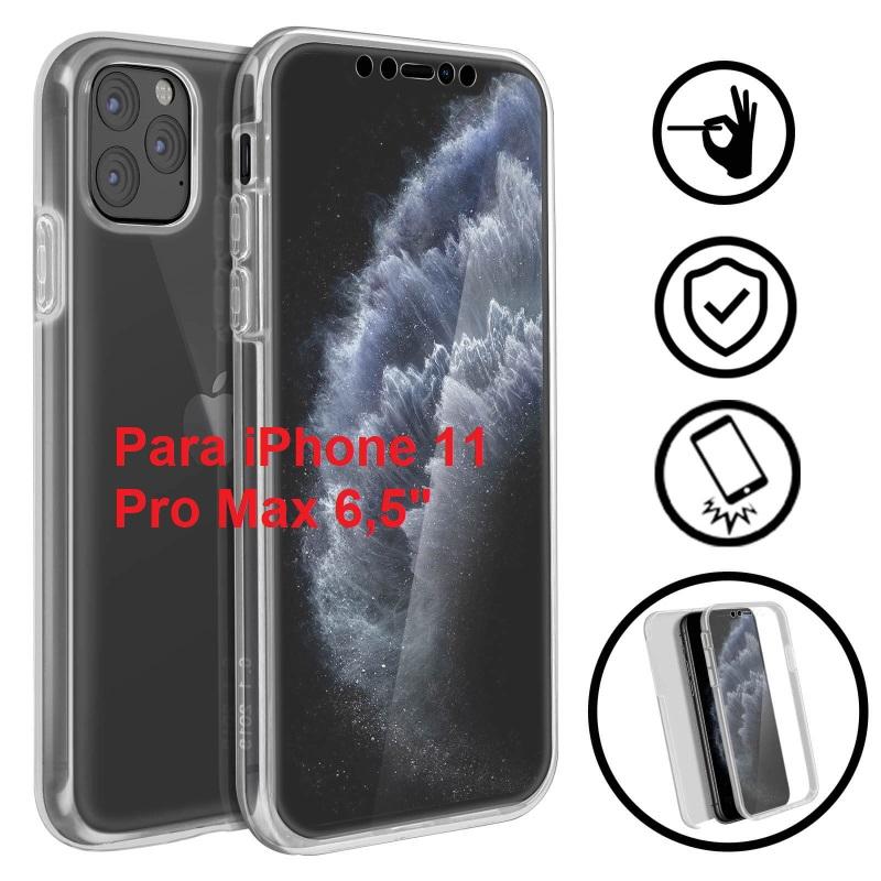 ✅IPHONE 11 PRO MAX FUNDA CARCASA DOBLE CON PROTECCION INTEGRAL 360º 1