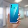 💥HUAWEI P SMART PLUS (2019) FUNDA CARCASA DOBLE TRANSPARENTE CON PROTECCION TOTAL 360º 5