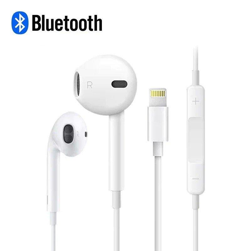 ✔AURICULARES PARA iPhone EART 7+ CON FORMA ANATOMICA Y MANOS LIBRES BLUETOOTH 1