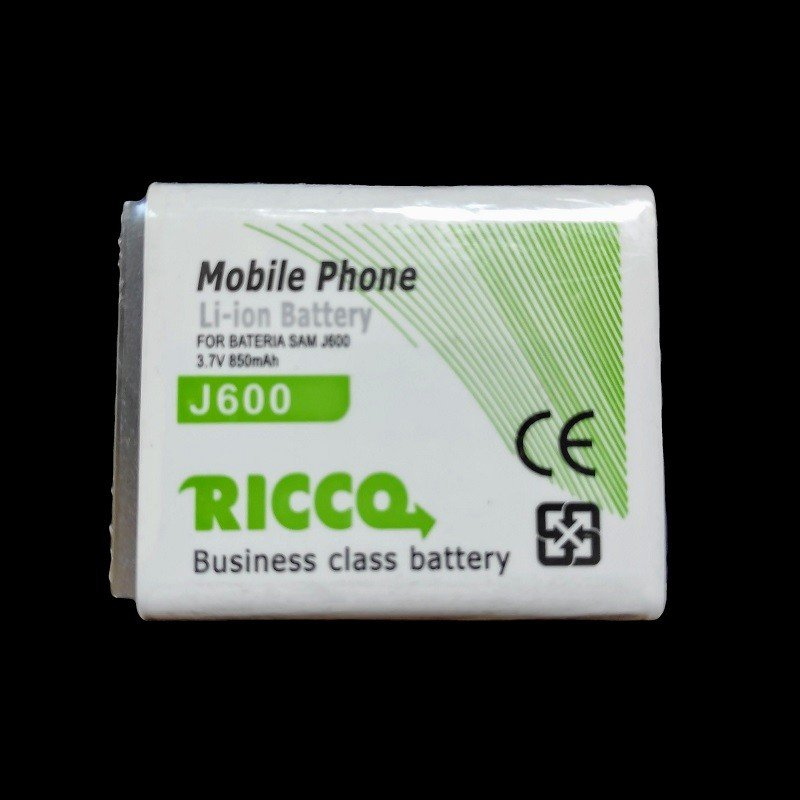 ✅BATERIA AB483640 PARA SAMSUNG B3310 / E740 / J600 / B460 / M600 / S8300 / F110 (850mAh) 1