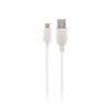 💥CABLE USB A TIPO C DE 3 M. 2A BLANCO DE CARGA RAPIDA 3