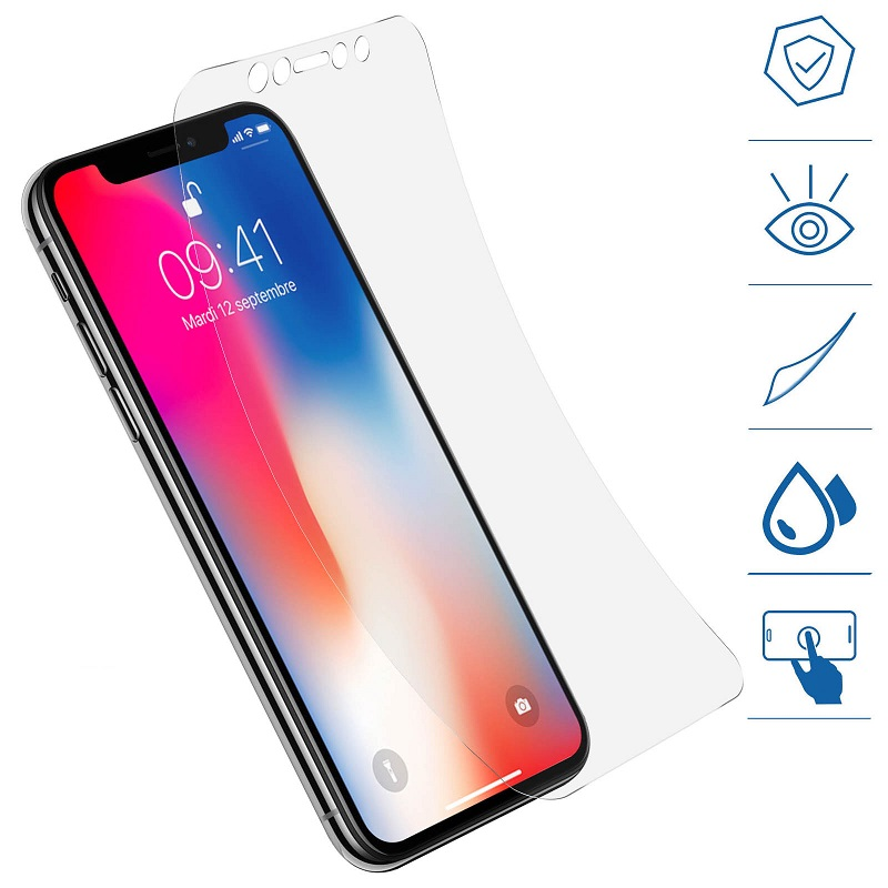 💥APPLE IPHONE X/XS/11 PRO PROTECTOR DE PANTALLA DE HIDROGEL ULTRA FINO 1